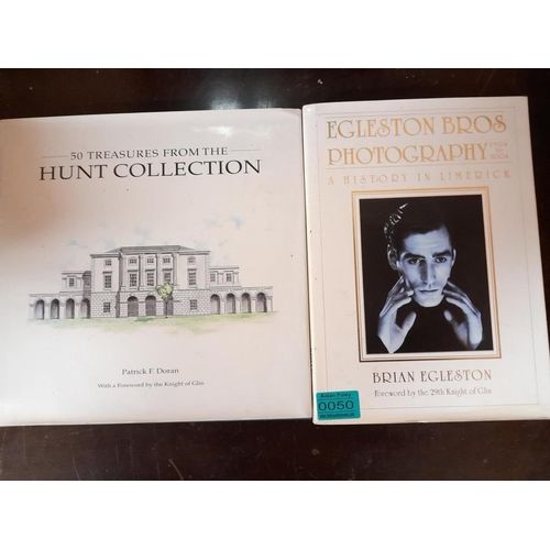 50 - Egleston Bros Photography 1904-2004 A History in Limerick and 50 Treasures from The Hunt Musuem