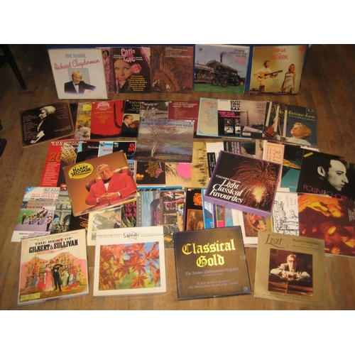 52 - Collection of Vinyl Albums - Classical etc (7 Box Sets and 40 Albums)