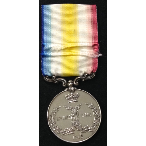 9 - <strong>1st Afghan War, reverse