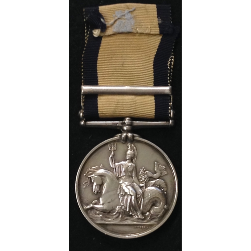 5 - <strong>Naval General Service, 1847, clasps