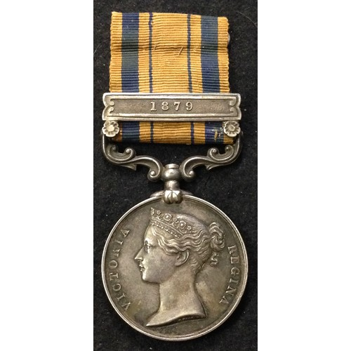 34 - <strong>South Africa 1877-79, clasp