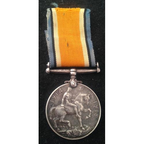 45 - <strong>British War media - Royal Artillery.</strong><br /><br />British War medal, L44374 Gnr. W. H...