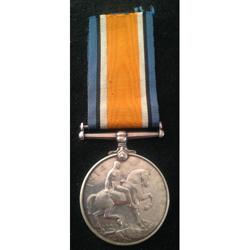 48 - <strong>British War medal - Royal Artillery.</strong><br /><br />British war medal, 30034 Dvr R. Tar...