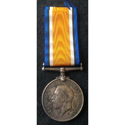 54 - <strong>British War medal - Royal Navy.</strong><br /><br />British War medal, 229979 W.A. Swymer. S...