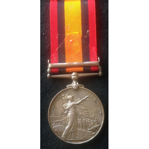 29 - <strong>Queens South Africa, clasp Cape Colony - Cape Garrison Artillery.</strong><br /><br />Queens...