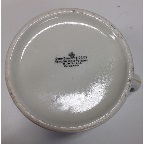 60 - <strong>6th Kings Shropshire Light Infantry, commemorative Mug.</strong><br /><br />A scarce Mug pro...