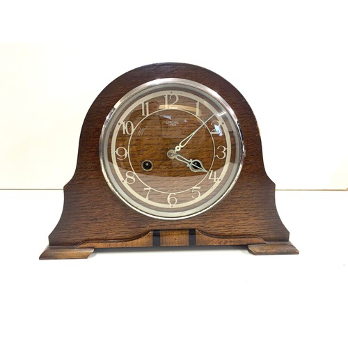 60 - Vintage Smiths mantle clock, untested...
