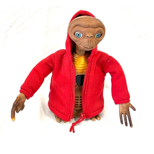 10 - Vintage  E.T. The extra terrestrial tiger electronic talking toy, elements working, unknown if fully...