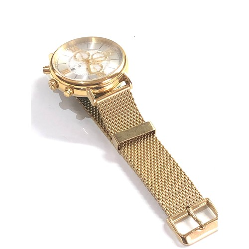 499 - Constantin Weisz gents automatic wristwatch in working order but no warranty given