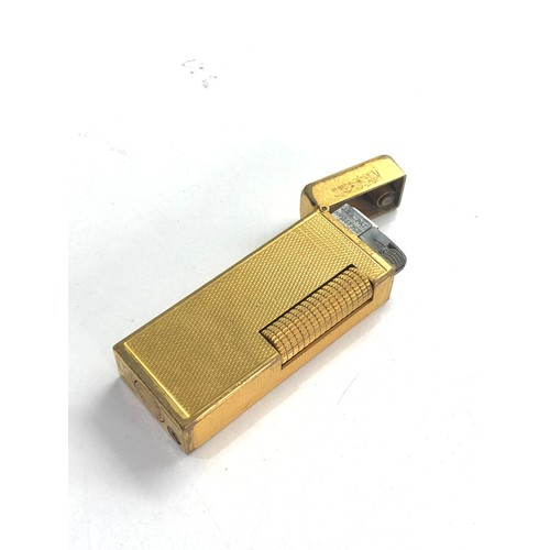 563 - Vintage Dunhill cigarette lighter used condition