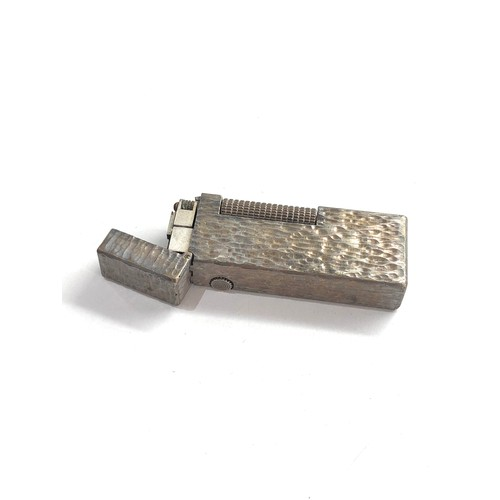 562 - Vintage Dunhill cigarette lighter used condition