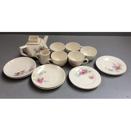 54 - Corona childs tea set ( selling for charity Afected by Cancer)...