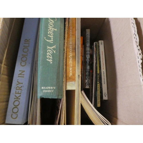 29 - Quantity of books on shooting, big game hunting and Holts catalogues. Together with a box of books o...
