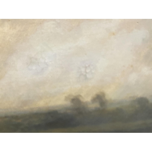 10 - FERDINAND BONHEUR (1817 - 1887), C19th Oil on canvas,