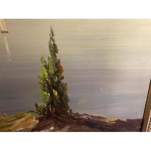 14 - HERMANN LICART, c1910, Continental Oil on canvas,