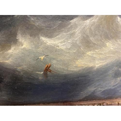 24 - C19th English School,  Oil on canvas,