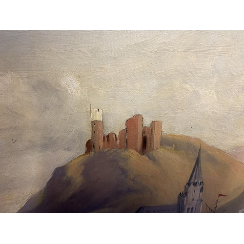 27 - Early C20th, Continental oil on canvas,