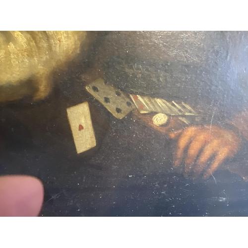 40 - C18th/C19th, Flemish school, Oil on canvas,