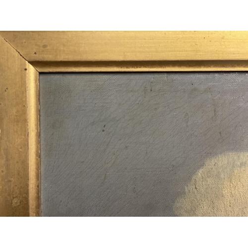 44 - C18th/C19th, English School,  Oil on canvas,