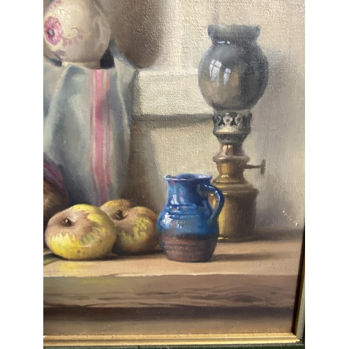 48 - Early C20th, ROBERT PAILLOUX (circa 1950)  French school,  oil on canvas,