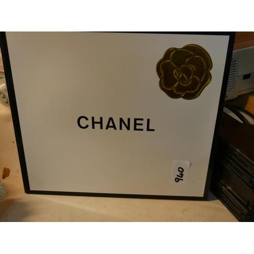 940 - BOXED PERFUME...