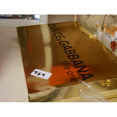 949 - BOXED PERFUME...