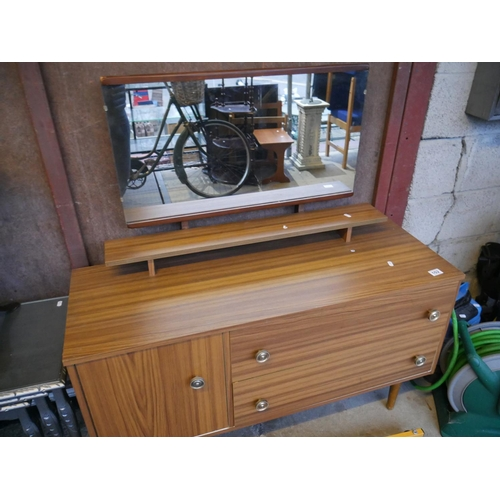 102 - DRESSING TABLE...