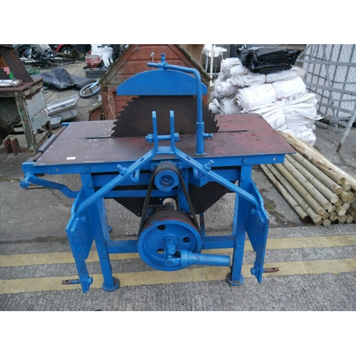 11 - PTO BENCH SAW...