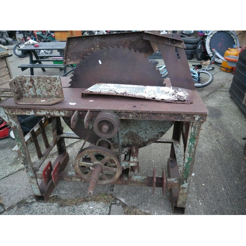 12 - PTO BENCH SAW...
