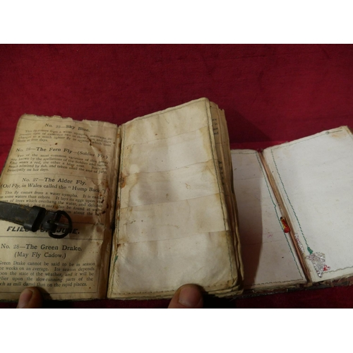 918 - OLD FISHING BOOK PLUS 1...