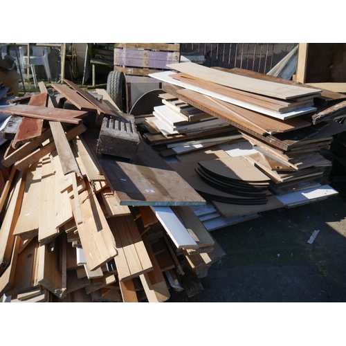 9 - LOT OF TIMBER...