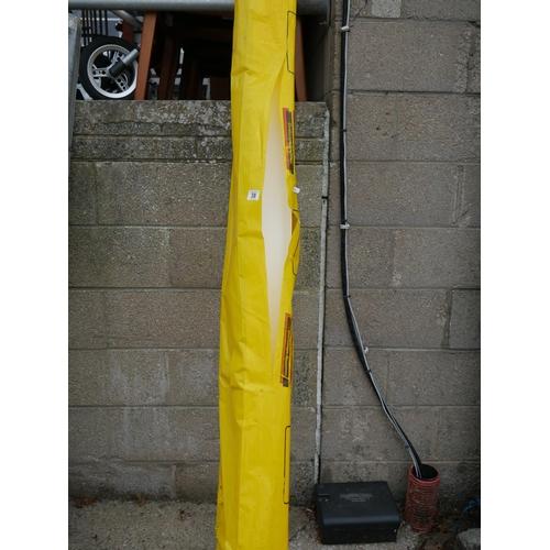 38 - PVC SPOUTING...