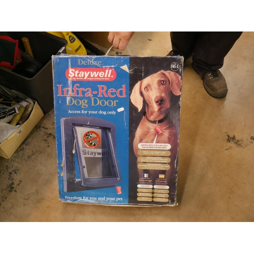 51 - ELECTRIC FENCE FOR DOG...