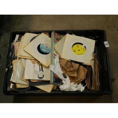6 - BOX OF RECORDS...