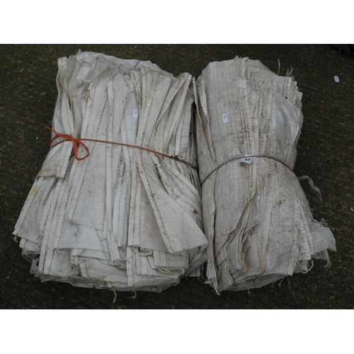 31 - LOT OF BAGS SUITABLE FOR FIREWOOD...
