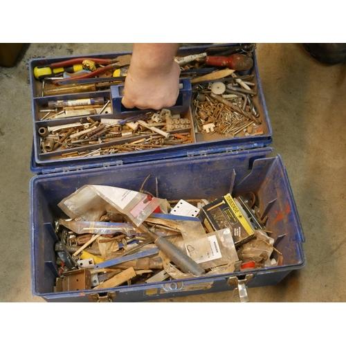 3 - TOOL BOX & CONTENTS...