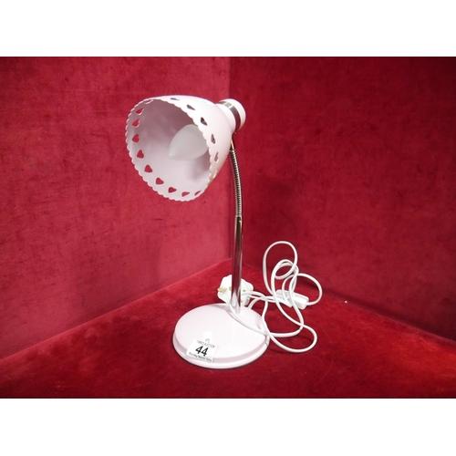 44 - DESK LAMP...