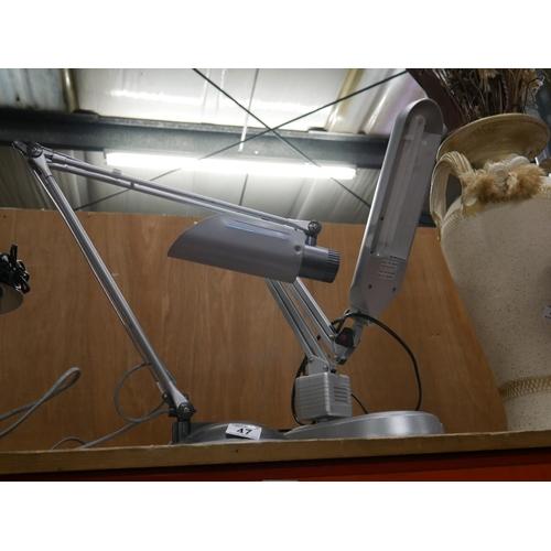 47 - DESK LAMP...