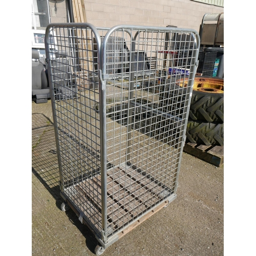 18 - CAGE TROLLEY...