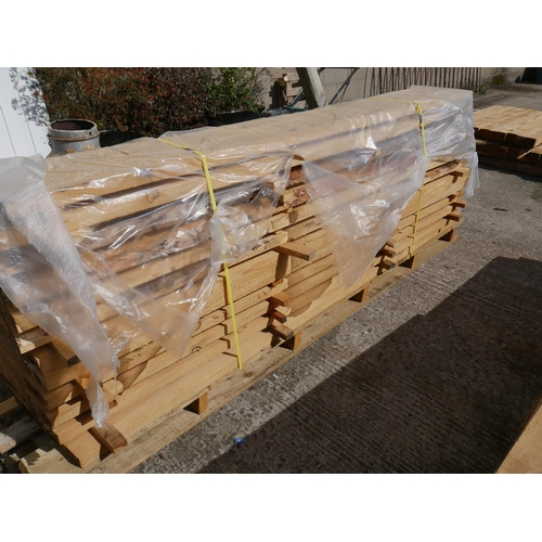 20 - LOT OF AIR DRIED YELLOW PINE...
