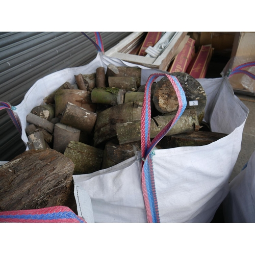 3 - WELL SEASONED LOGS...