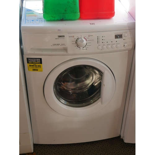 121 - ZANUSSI WASHING MACHINE...