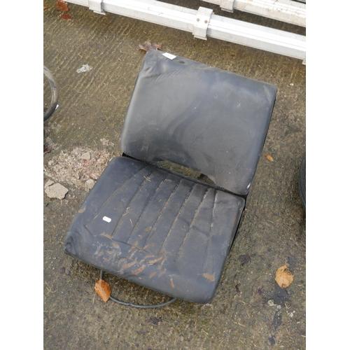 15 - FORKLIFT SEAT...