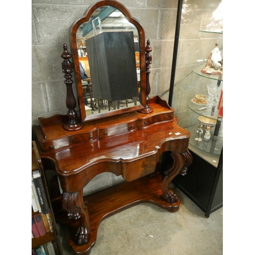 271 - VICTORIAN DUCHESS DRESSING TABLE...