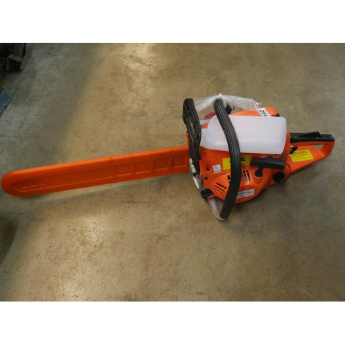 142 - NEW CHAINSAW...