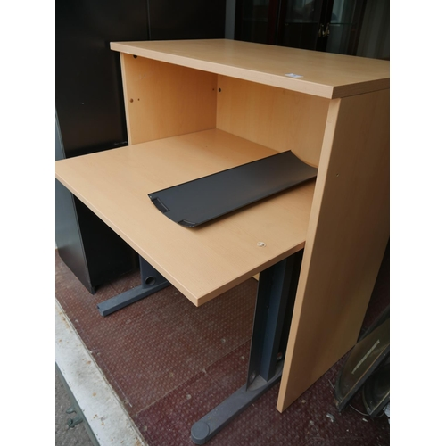 1 - OFFICE DESK...