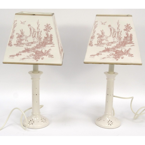 Laura Ashley Ceramic Wall Lights : Eastbourne Auctions Auctioneers & Valuers of Antiques & Jewellery Saturday Sale Lot 27
