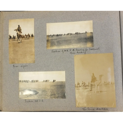 360 - Group of ephemera relating to Ben Fletcher Chapman (Son of Lieutenant Colonel Arthur Chapman (See lo...