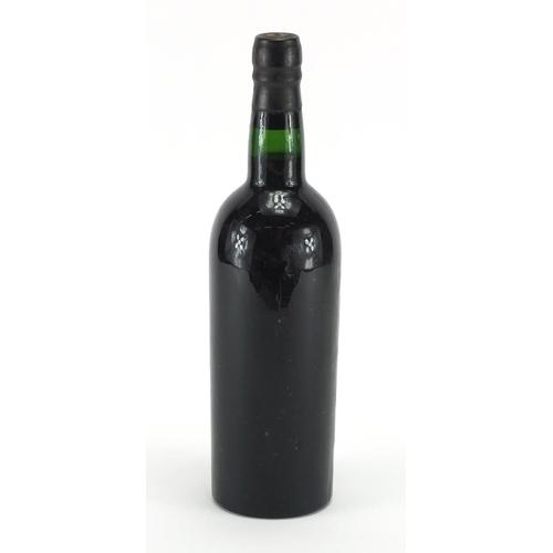2058 - Bottle of Croft 1963 vintage port...