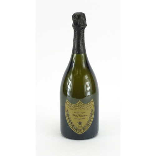 2046 - Bottle of Moët & Chandon vintage 1998 Dom Perignon, with fitted box...